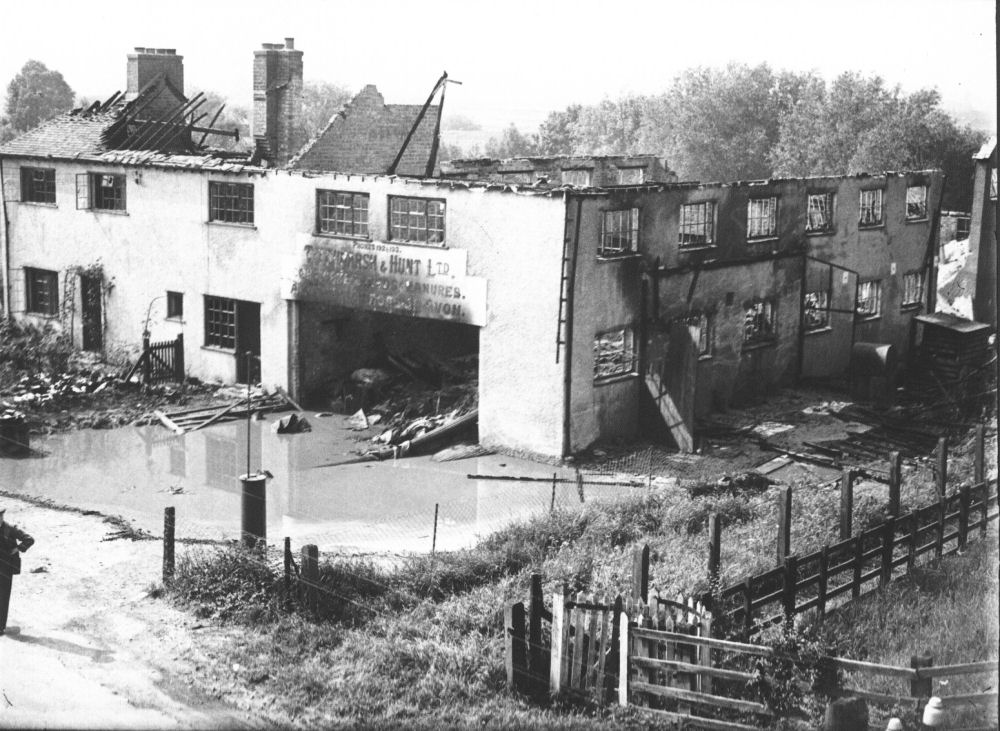 Titchmarsh & Hunt's fire June 1939